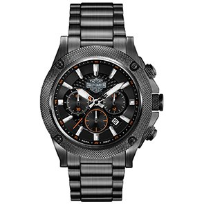 Harley Davidson watch.