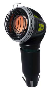 Golf Cart portable heater