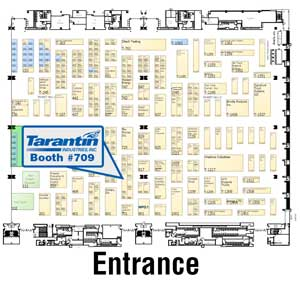 Southeast Show Floor plan.