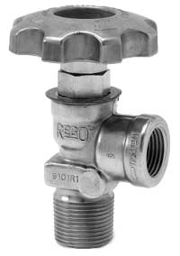 Service Valve for ASME and DOT containers.