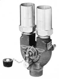 relief valve for small storage containers.