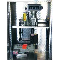 D1 pump dispensing cabinet