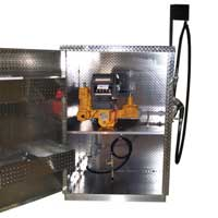 D3 pump dispensing cabinet